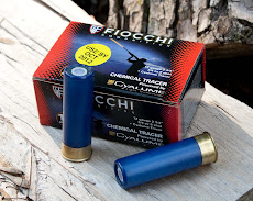 Fiocchi 12 gauge chemical tracer