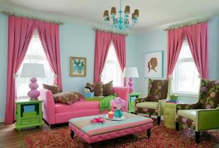 Gambar Ruangan Hello Kitty yang Indah 3