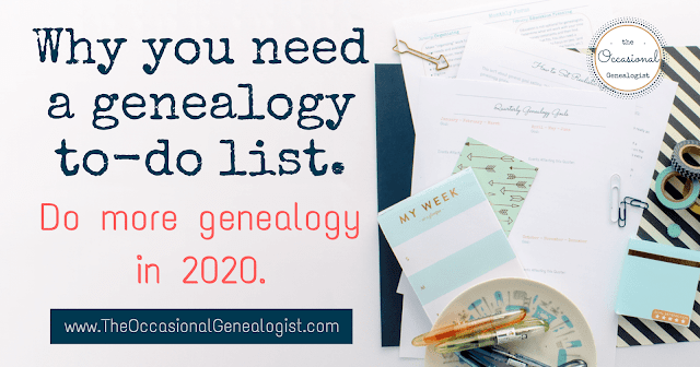 Deciding on the next action for a genealogy project can be exhausting. Is tiresome decision making keeping you from doing more genealogy or even doing any genealogy? | The Occasional Genealogist