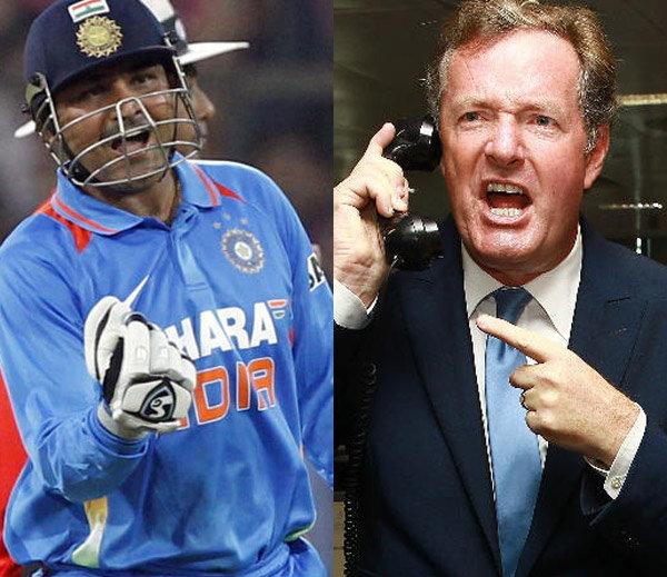 सेहवाग ने ओलिम्पिक में भारत की जीत का मजाक बनानेवाले ब्रिटिश पत्रकार की बोलती की बंद