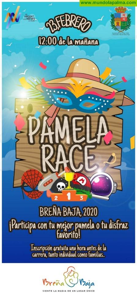 "CARNAVAL BREÑA BAJA:  Llega la Carrera y Diver....""PAMELA RACE"""
