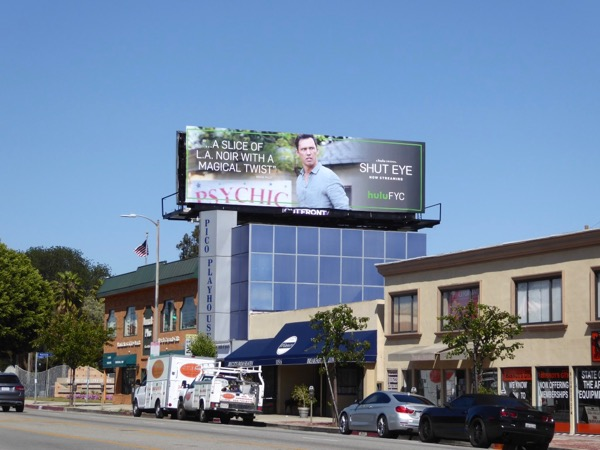 Shut Eye 2017 Emmy FYC billboard