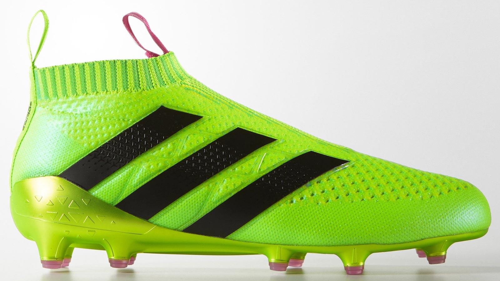 Adidas Ace 16+ PureControl - Grün / Pink / Schwarz