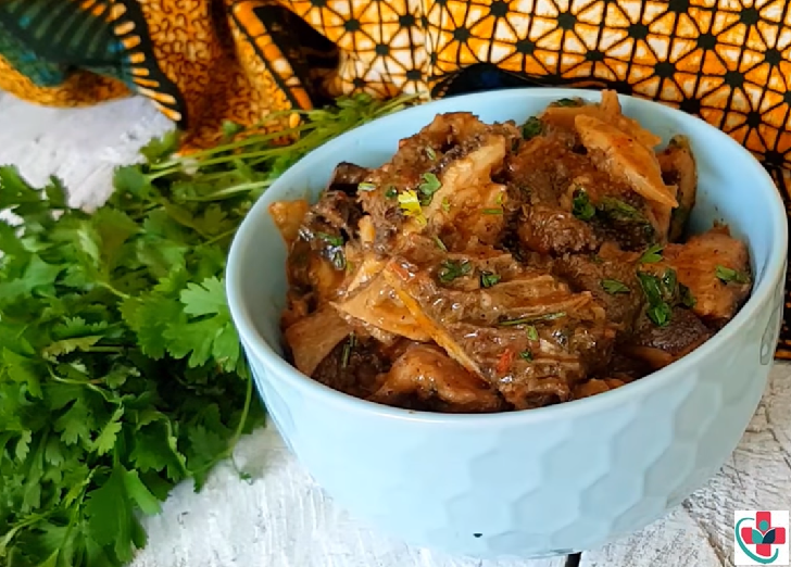 How to Cook Tripe for Dinner (Matumbo)