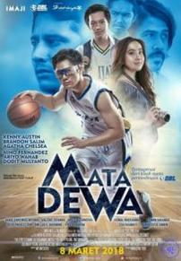 Film Mata Dewa 2018