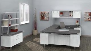 Mirella Executive Desk
