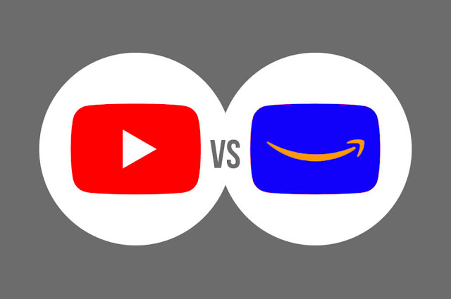 amazon vs google amazontube