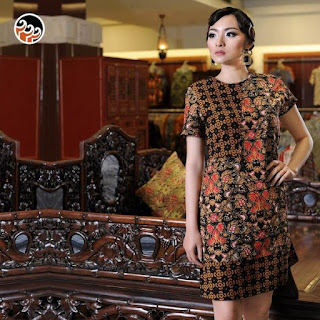 model sackdress batik remaja