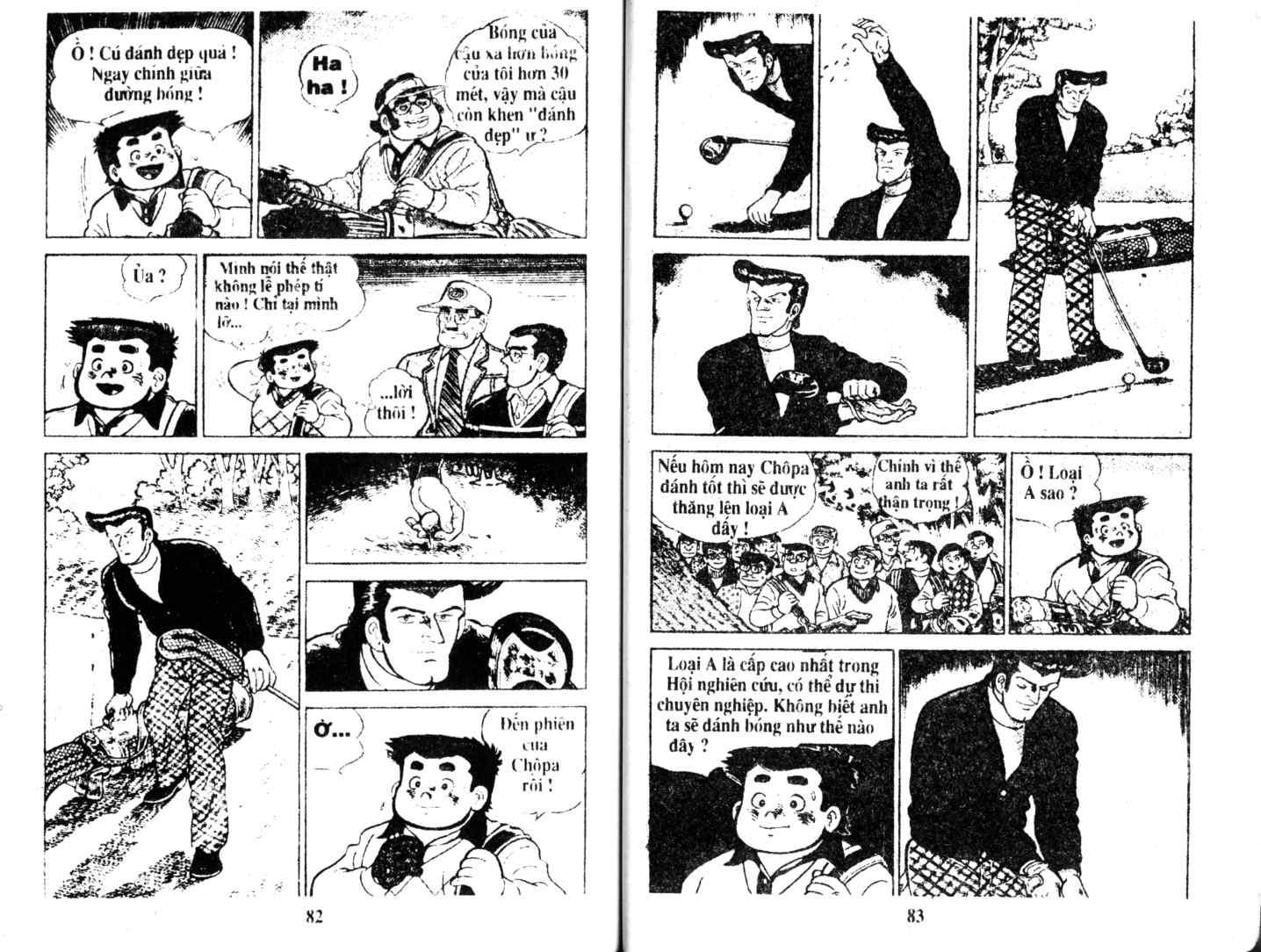 Ashita Tenki ni Naare chapter 11 trang 40