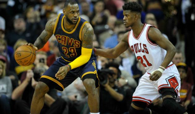 L'affrontement cette nuit entre les Cleveland Cavaliers de LeBron James, et les Chicago Bulls de Jimmy Butler, sera bien plus déséquilibré qu'attendu au début de la saison (NBA)