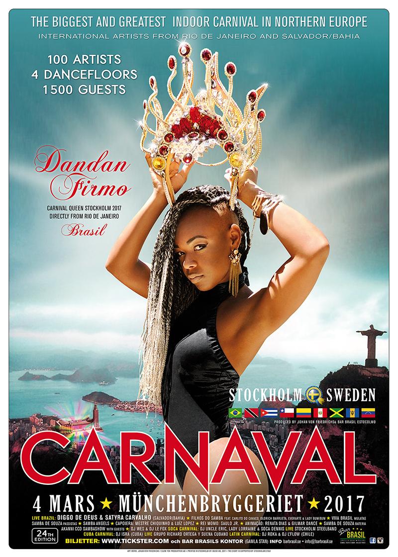 Carnaval de Estocolmo 2017