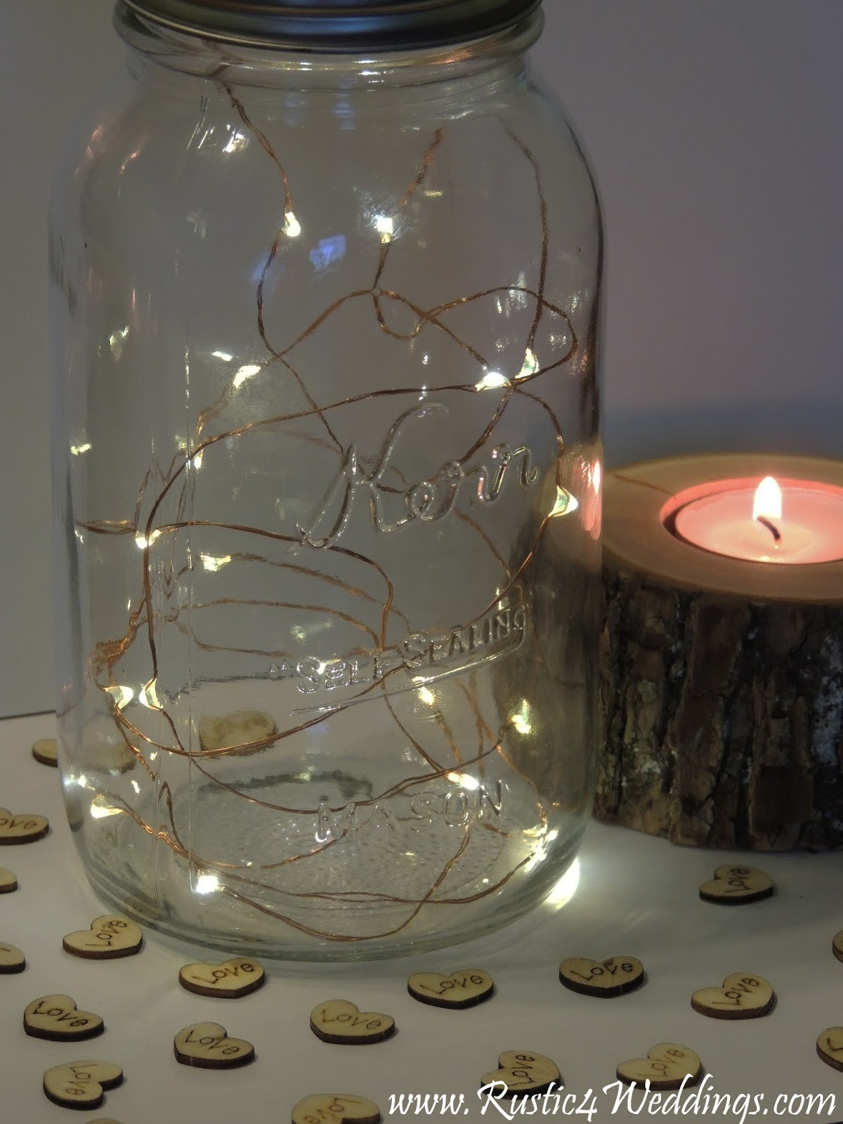 Led Fairy Lights Battery Operated String Lights Wedding