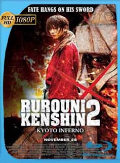 Rurouni Kenshin 2 2014 HD [1080p] Latino [Mega] dizonHD