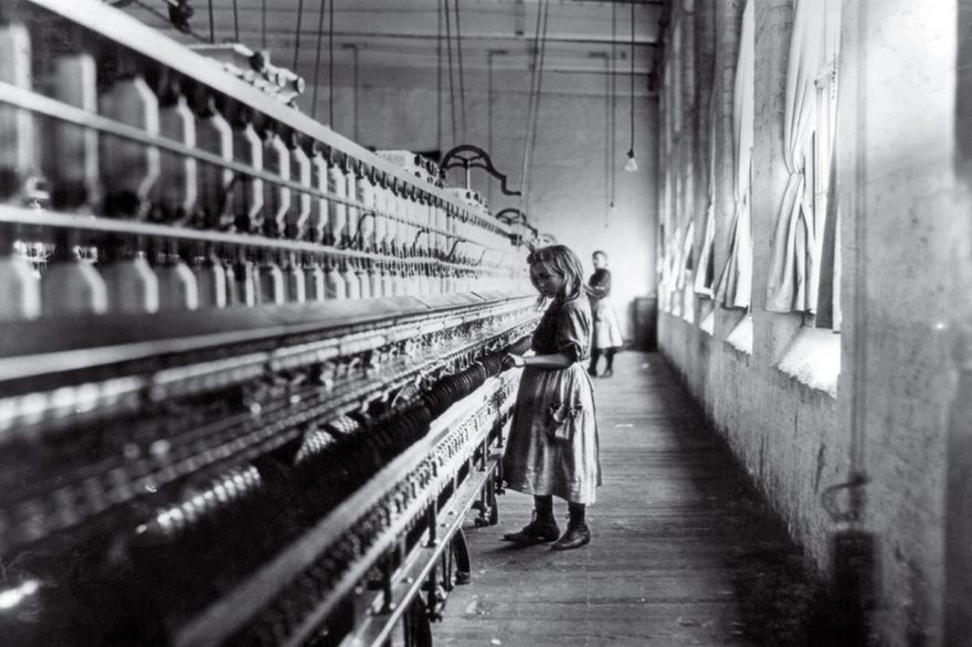 #25 Cotton Mill Girl, Lewis Hine, 1908 - Top 100 Of The Most Influential Photos Of All Time