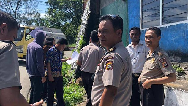 Pengadilan Tinjauan Lokasi Sengketa Lahan Polda Papua Dan Pemilik Hak Ulayat