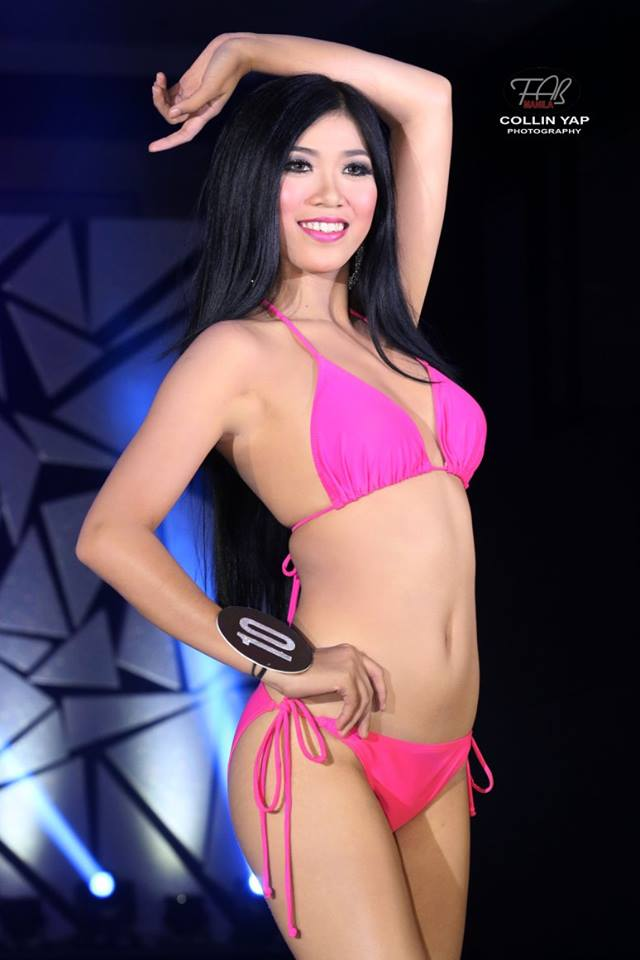 Miss bikini philippines speaking, you