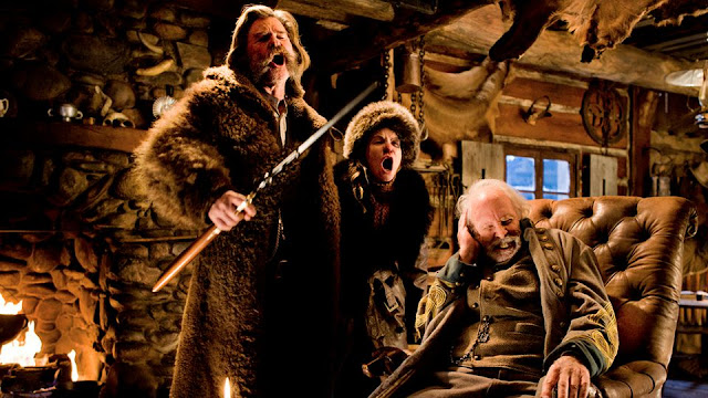 Quentin Tarantino Kurt Russell Jennifer Jason Leigh Bruce Dern | The Hateful Eight