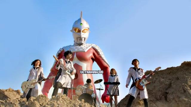 Kagaku Tokusou Tai: Banda homenageia os 50 anos de Ultraseven em novo vídeo!