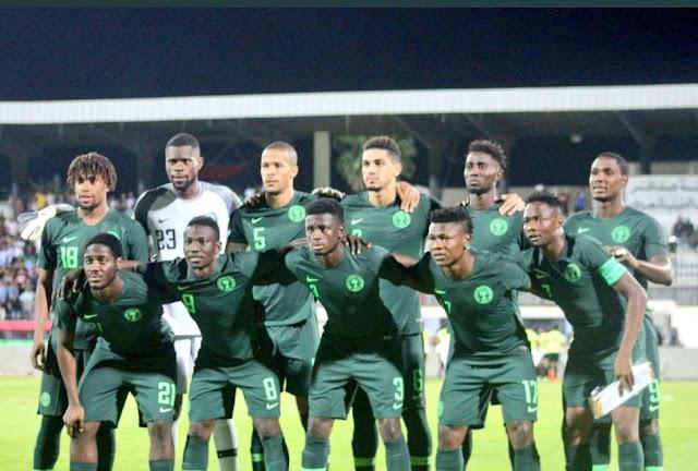 Nigeria National Team: Super Eagles of Nigeria