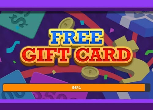 Cara mendapatkan Dollar & Voucher dari aplikasi Free Gift Card / LuckyMoney