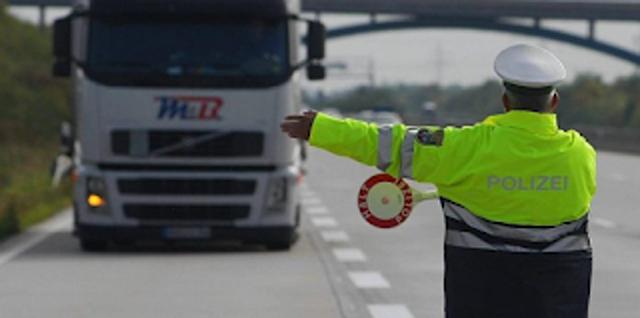 Βαρύ πρόστιμο σε Έλληνα οδηγό και ιδιοκτήτη νταλίκας στη Γερμανία
