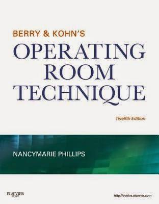 Berry&Kohn Nguyên lý và Kỹ thuật Căn Bản của Ngoại khoa 12e