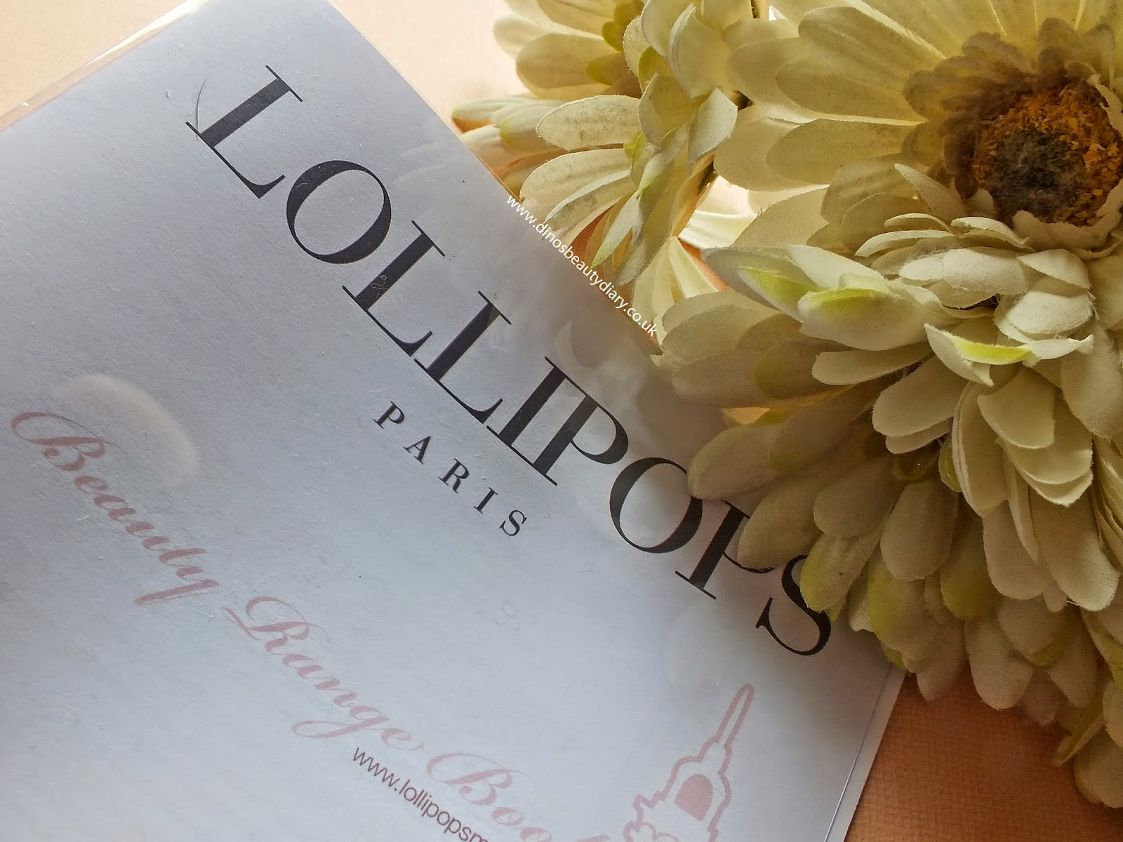 Dinos Beauty Diary - Brand of the Month - Lollipops Paris