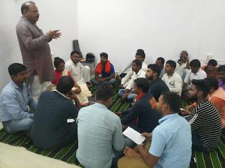 bjp-dumka-social-media-meeting