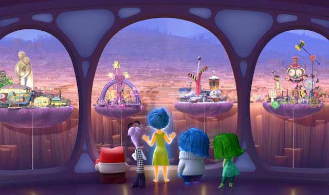 رحلة بيكسار Pixar مع الأوسكار.. أفلام تألقت في سماء فن الرسوم المتحركة فيلم inside out