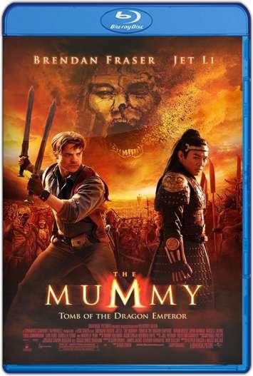 La momia: La tumba del emperador dragón (2008) HD 1080p Latino
