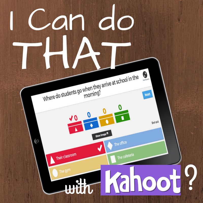 how to change your age on kahoot