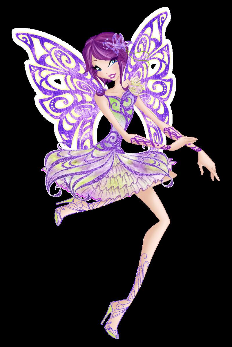 winx club fairies tecna butterflix
