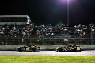 Harrison Burton and Todd Gilliland - NASCAR stars who got their starts in the K&N Series