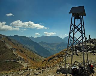 Dzwon na Kasprowym Wierchu