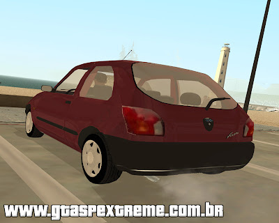 Ford Fiesta 1999 para grand theft auto