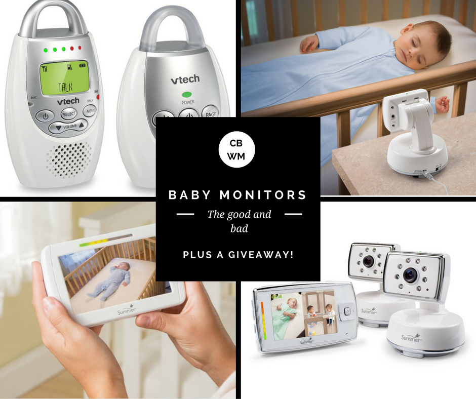Baby Monitors {Plus a Giveaway!}