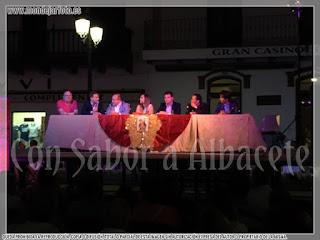 GRANDES CARTELES EN LA FERIA DE TARAZONA DE LA MANCHA