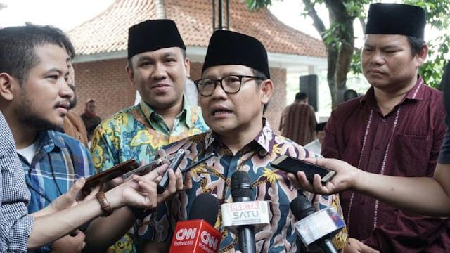 Cak Imin Berencana Bertemu Prabowo Jajaki Koalisi di Pilpres 2019