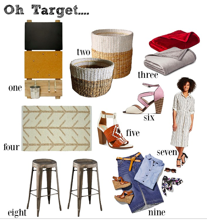what to buy from Target online