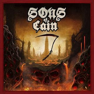 """Ακούστε τον δίσκο των Sons of Cain """"Seven"""""""