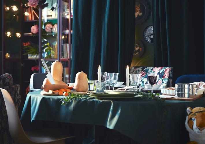 IKEA nos propone inspiración para Halloween