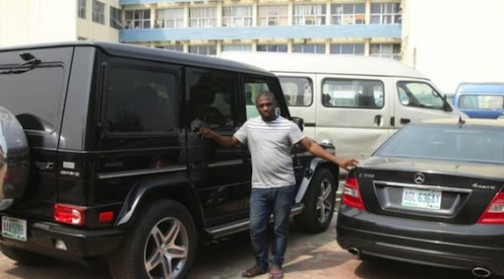 hope olusegun arrested by efcc