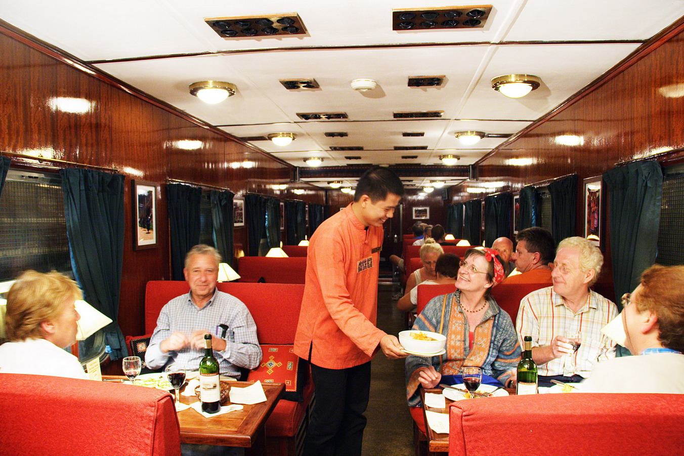 Hanoi Sapa best train