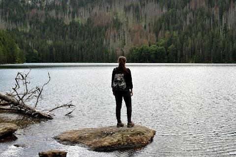 Šumavské dobrodružství - Černé jezero