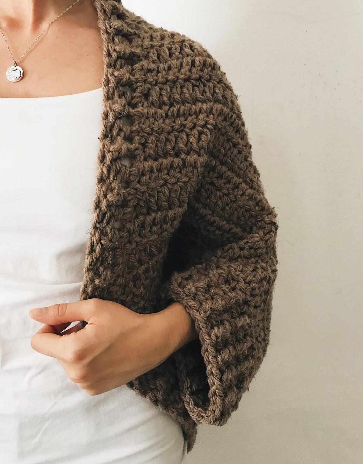 Brenna Ann Handmade Free Crochet Pattern The Simple Chunky