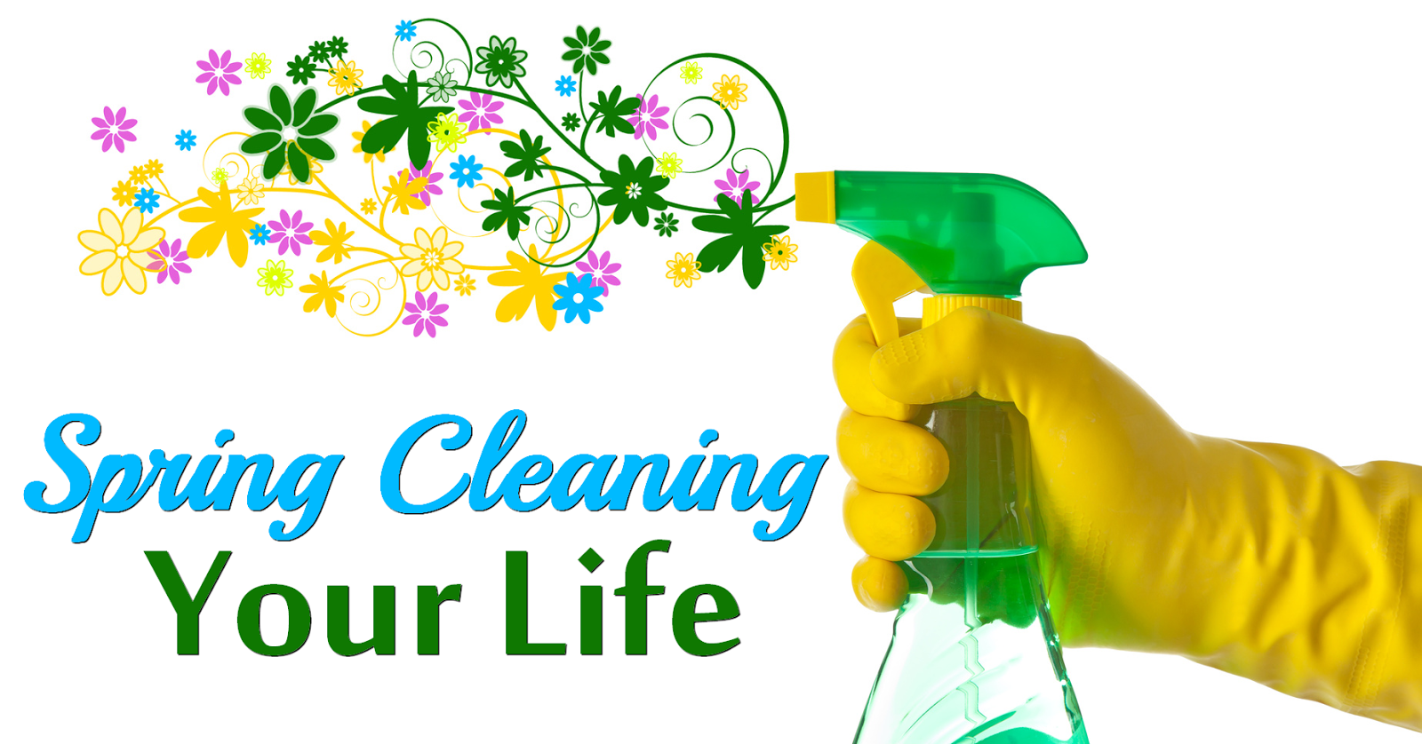 Image result for spring clean your life