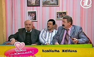 Lenin, Hitler, Stalin im Fernsehen Interview lustig - Die drei großen Sozialisten