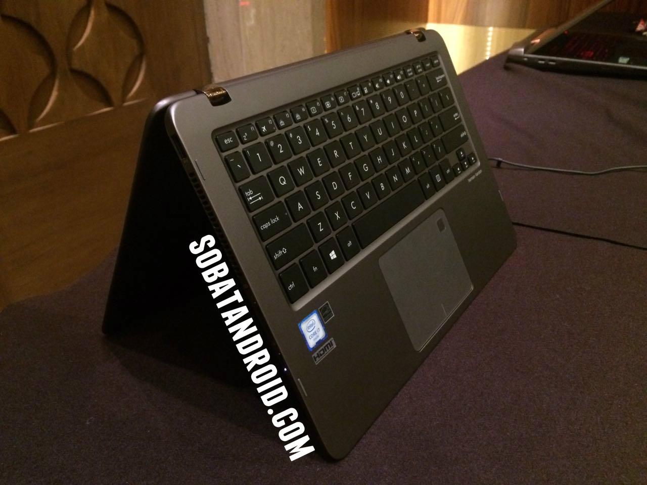 ASUS ZenBook Flip UX360UA, Pilihan Sempurna Pebisnis dan Traveller