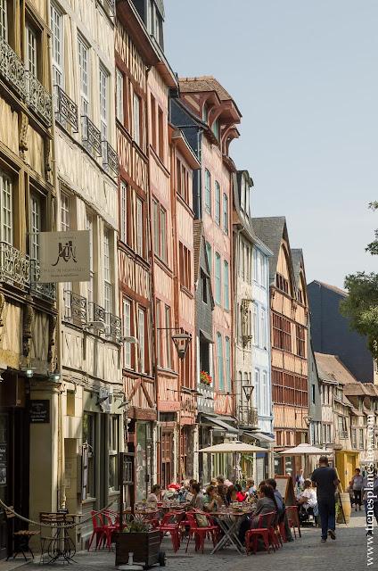 Visitar Ruan Rouen que ver Normandia viaje Francia bonito