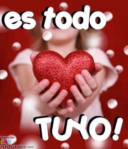 Imagenes De Amor Mi Corazon Es Tuyo Archivos Fotos De